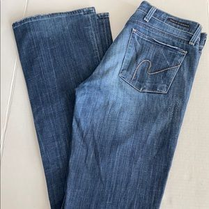 Citizens of Humanity Stretch Low Waist Bootcut